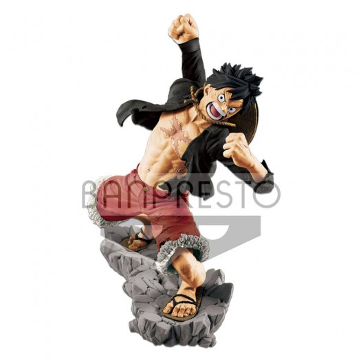 One Piece - Monkey D Luffy -20th Anniversary- 13cm