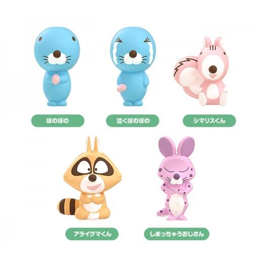 Bonobono - Cable Mascot BOX 6 pezzi
