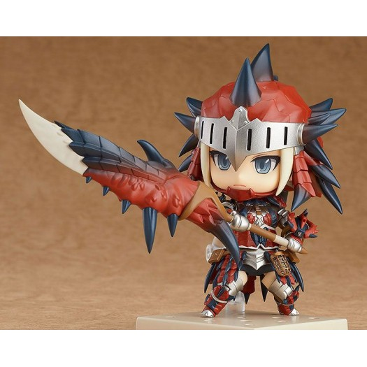 Monster Hunter World - Nendoroid Hunter: Female Rathalos Armor Edition 993 10cm