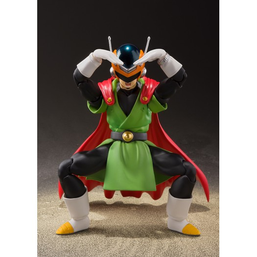 Dragon Ball Z - S.H. Figuarts Great Saiyaman 15,5cm Tamashii Web Exclusive