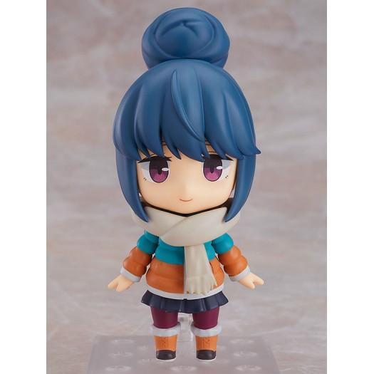 Yurucamp - Nendoroid Shima Rin 981 10cm (EU)