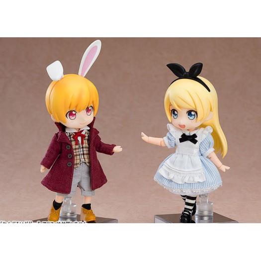 Nendoroid Doll - Alice & White Rabbit 14cm