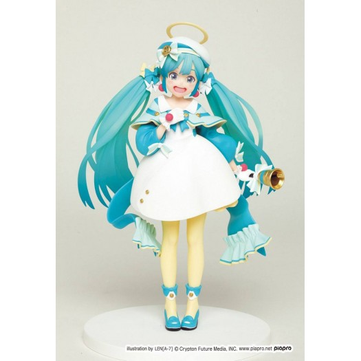 Vocaloid / Character Vocal Series 01 - Hatsune Miku 2nd Season Winter Version (Game-prize) 18cm