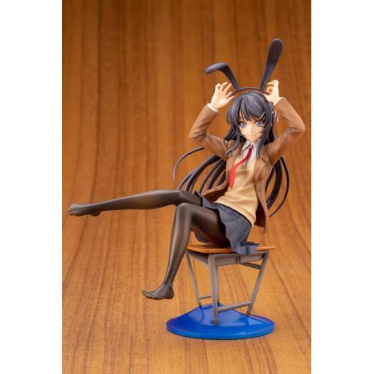 Rascal Does Not Dream of Bunny Girl Senpai - Sakurajima Mai 1/8 20cm (EU)