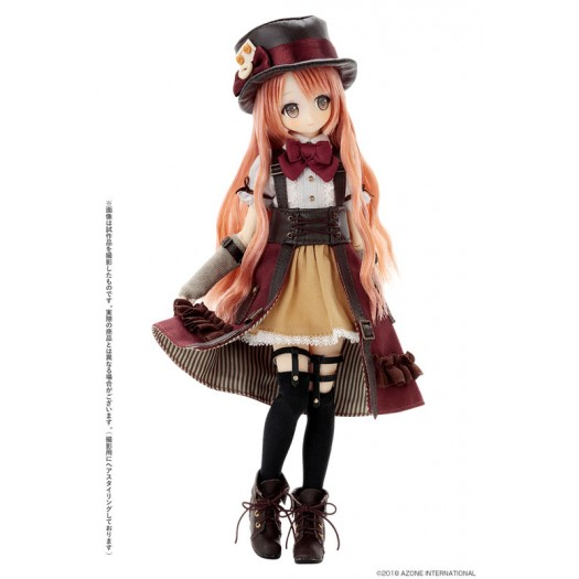 Alvastaria PureNeemo Tiea -Futago no Shitateya-san- 1/6 Action Doll