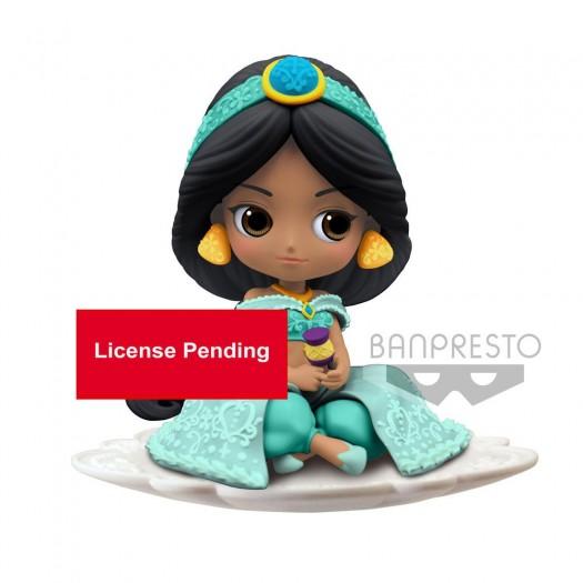 Aladdin - Q Posket Jasmine A Normal Color Version 9cm