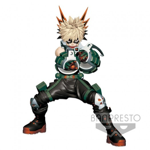 Boku no Hero Academia - Enter The Hero Bakugo Katsuki 16cm