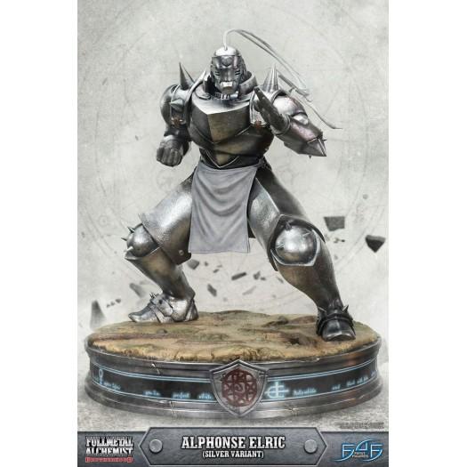 Fullmetal Alchemist: Brotherhood - Alphonse Elric 1/4 Silver Variant 55cm