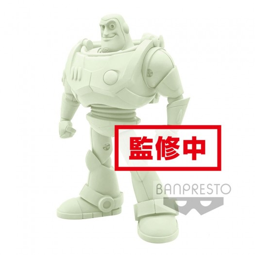 Toy Story - Disney Pixar Comicstars Buzz Lightyear B Luminous Color Version 16cm