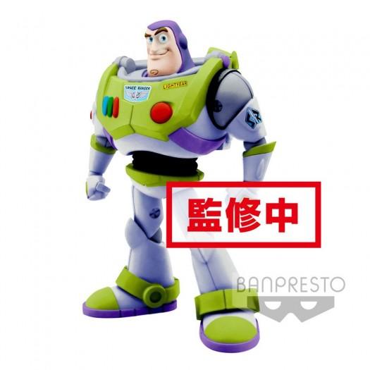 Toy Story - Disney Pixar Comicstars Buzz Lightyear A Normal Color Version 16cm