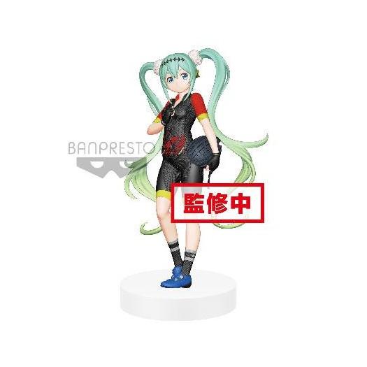 Vocaloid / Hatsune Miku GT Project - EXQ Figure Racing Miku 2018 Team UKYO Ver. 21cm