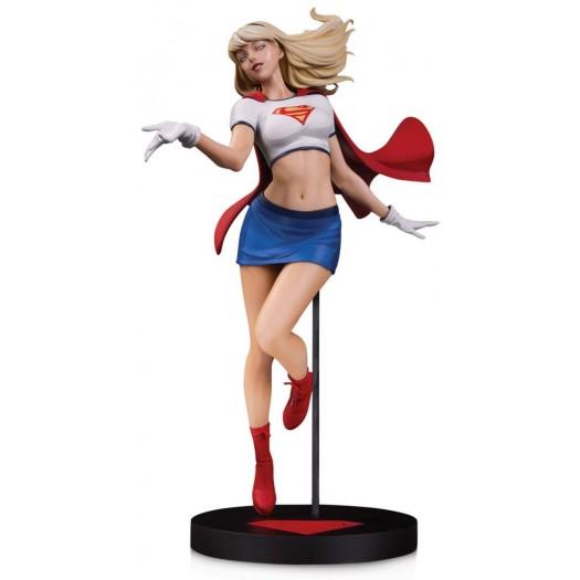 DC Designer Series Statue Supergirl by Stanley Lau 31cm Resin Statue