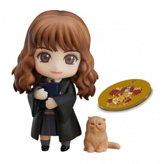 Harry Potter - Nendoroid Hermione Granger 1034 10cm w/ Limited Rubber Stand Exclusive