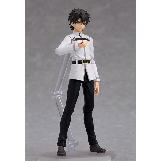 Fate/Grand Order - figma Master / Male Protagonist (Fujimaru Ritsuka) 420 15cm (JP)