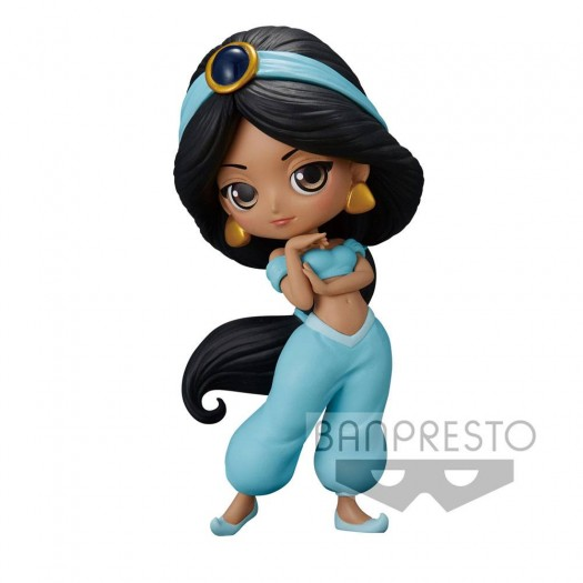 Aladdin - Q Posket Jasmine Normal Color Ver. 14cm