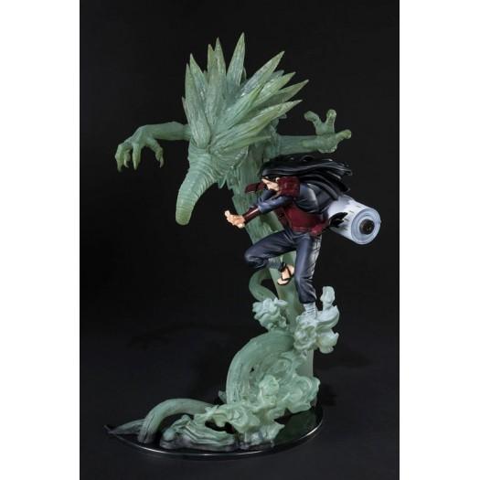 Naruto Shippuuden - Figuarts ZERO Senju Hashirama -Wood Dragon- Kizuna Relation 31cm