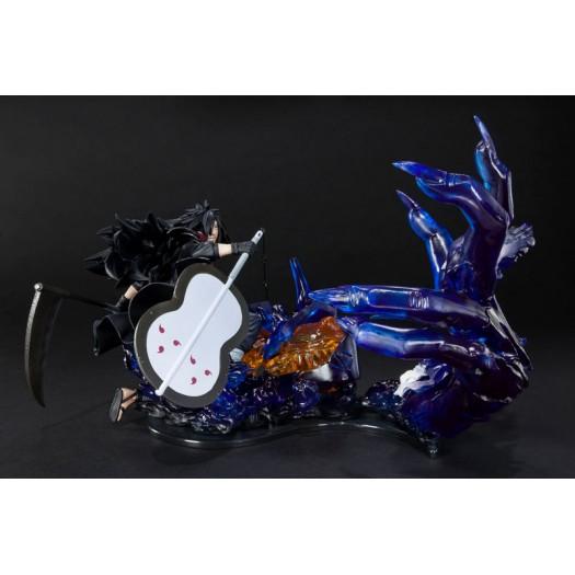 Naruto Shippuuden - Figuarts ZERO Uchiha Madara -Majestic Attire: Susanoo- Kizuna Relation 18,5cm