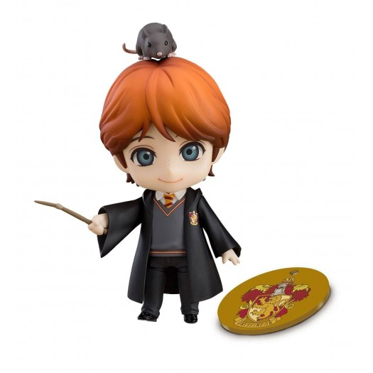 Harry Potter - Nendoroid Ron Weasley 1022 10cm w/ Limited Rubber Stand Exclusive