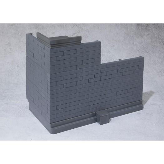 Tamashii Option - Brick Wall Gray ver. 20cm