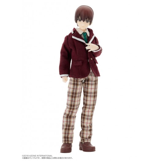 Picco Danshi Ishikawa Hajime 1/12 Brown Ver.