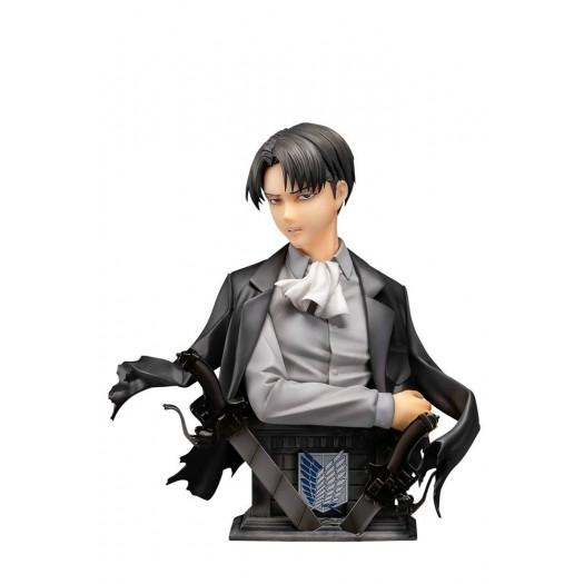 Attack on Titan (Shingeki no Kyojin) - Up Figure Levi (Rivaille) 1/3 Color Ver. 25cm