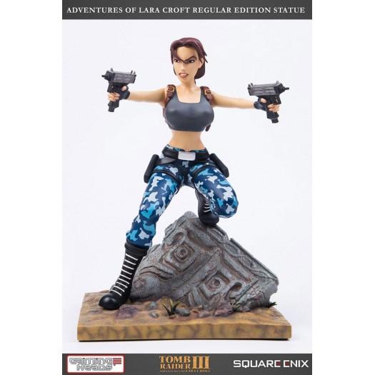 The Tomb Raider III: Adventures of Lara Croft - Lara Croft 1/6 Regular Version 30cm