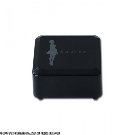 NieR: Automata - Music Box -Weight of the World- 6 x 3,5 x 5cm