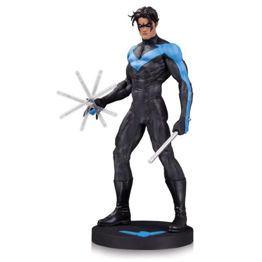 DC Designer Series Statue Nightwing by Jim Lee 33cm Resin Statue