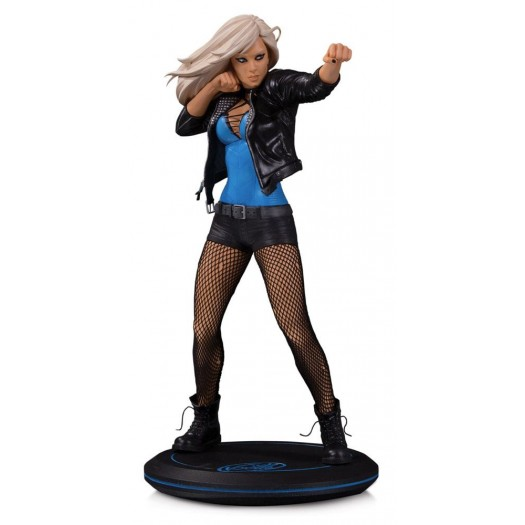 DC Cover Girls Statue Black Canary by Joëlle Jones 24cm Resin Statue