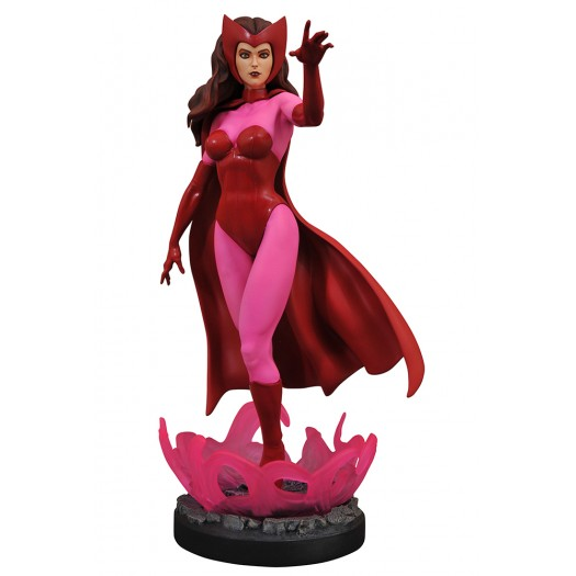 Avengers - Marvel Premiere Scarlet Witch 28cm Resin Statue