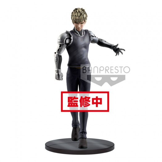 One-Punch Man - DXF Figure Genos 20cm