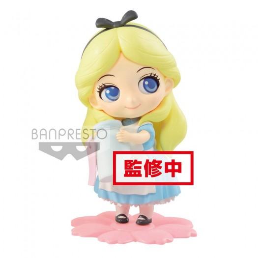 Alice in Wonderland - Q Posket Sweetiny Alice Milky Color Ver. 10cm