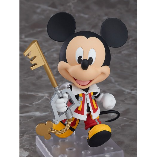 Kingdom Hearts II - Nendoroid King Mickey 1075 10cm (JP)