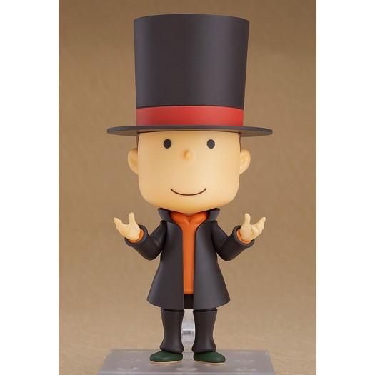 Layton Mystery Detective Agency: Kat's Mystery-Solving Files - Nendoroid Professor Layton 1076 10cm (EU)