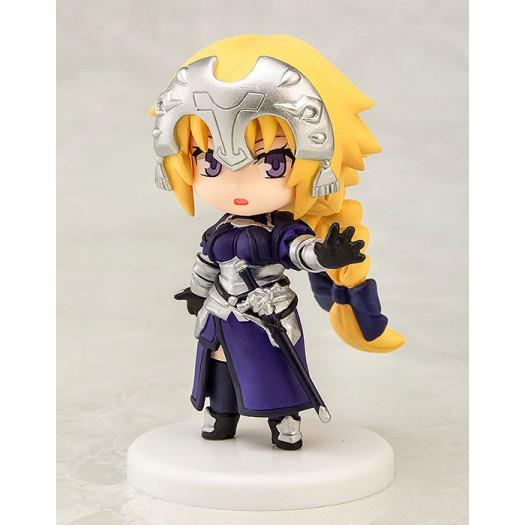 Fate/Apocrypha - Toy's Works Collection 2.5 premium Black Camp Ruler / Jeanne d'Arc 6,5cm (EU)