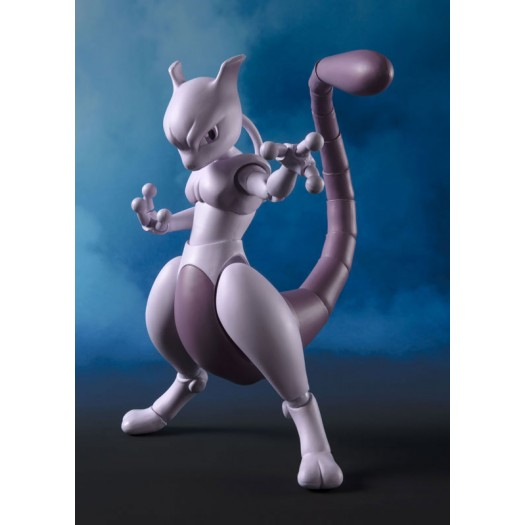 Pokemon - S.H. Figuarts Mewtwo -Arts Remix- 14cm (JP)