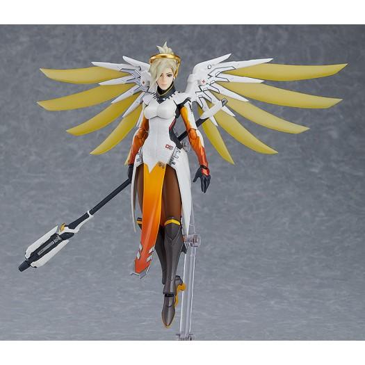 Overwatch - figma Mercy 427 15,5cm (JP)
