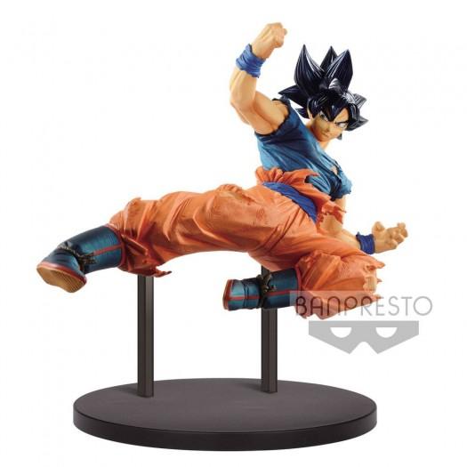 Dragonball Super - Son Goku Fes Son Goku Ultra Instinct Sign 20cm