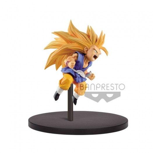 Dragonball Super - Son Goku Fes Super Saiyan 3 10cm