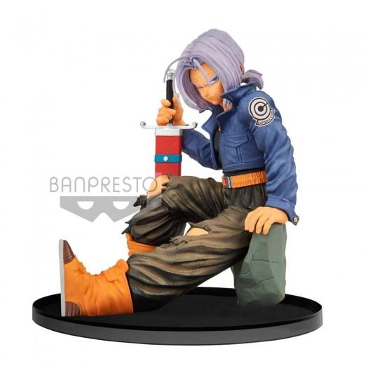 Dragon Ball Z - BWFC PVC Statue Trunks Normal Color Ver. 13cm