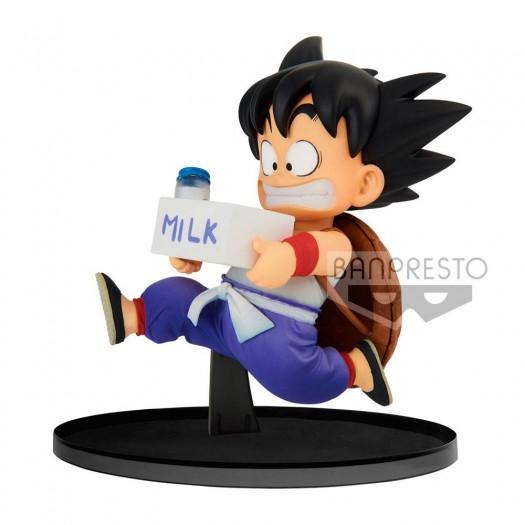 Dragon Ball Z - BWFC PVC Statue Son Goku Normal Color Ver. 11cm