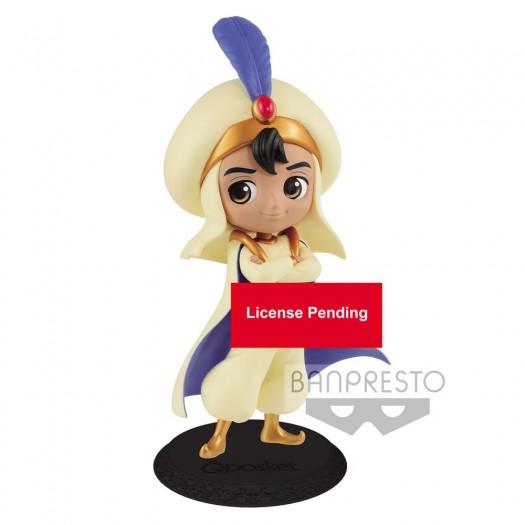 Aladdin - Q Posket Aladdin Prince Style Normal Color Ver. 14cm