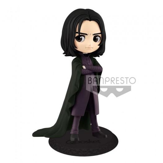 Harry Potter - Q Posket Severus Snape A Normal Color Version 14cm
