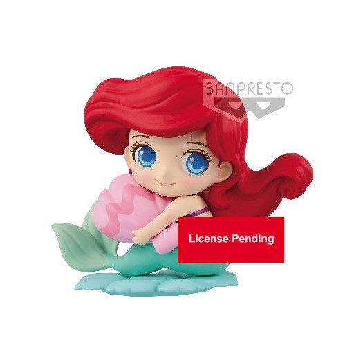 The Little Mermaid - Q Posket Sweetiny Ariel Normal Color Ver. 10cm