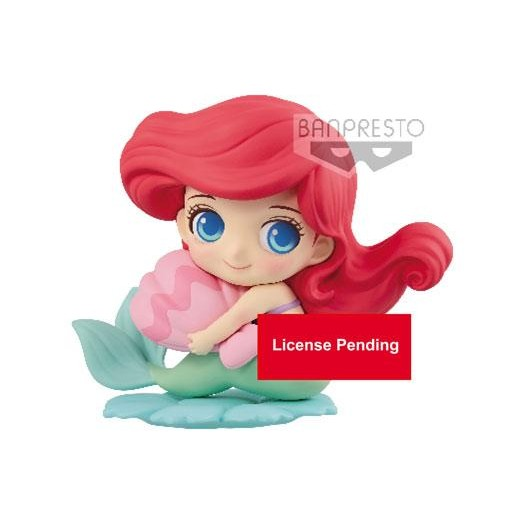 The Little Mermaid - Q Posket Sweetiny Ariel Milky Color Ver. 10cm