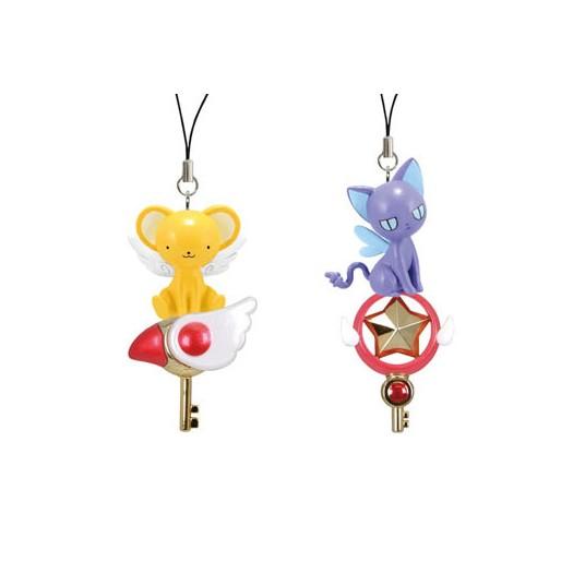 Cardcaptor Sakura: Clear Card Arc - Platinally Mascot BOX 2 pezzi 5cm