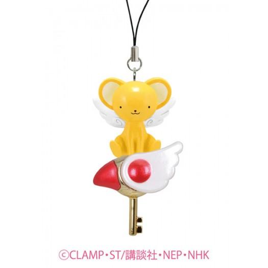 Cardcaptor Sakura: Clear Card Arc - Platinally Mascot Kero-chan 5cm