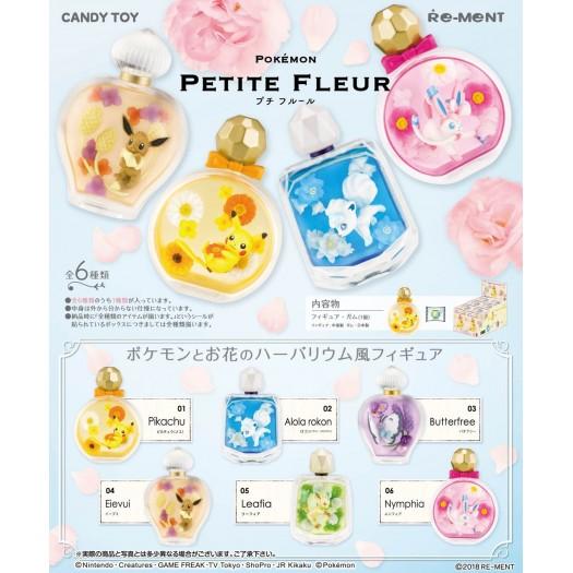 Pokemon - Petite Fleur BOX 6 pezzi