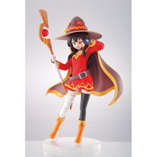 Kono Subarashii Sekai ni Shukufuku o! - Ichibansho Megumin Genius Witch Ver. 18cm