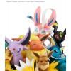 Pokemon - G.E.M. EX Series Eevee Friends 14cm (JP)
